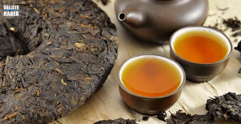 Pu-Erh Çayı Nedir?