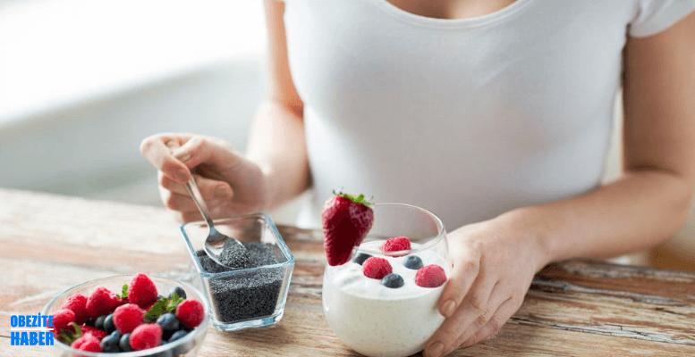 Chia Tohumu Çiğ Nasıl Kullanılır