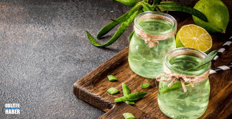 Aloe vera detoks