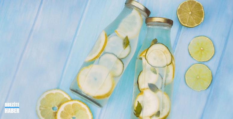 Limon, lime detoks