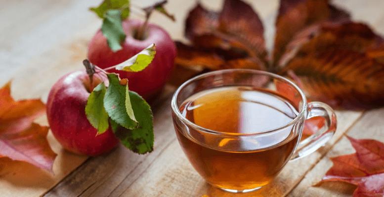 Elma Kabuğu Çayı