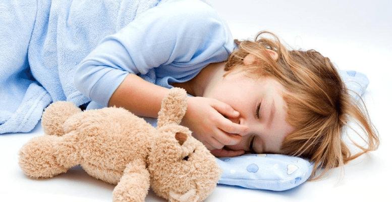 Çocuklarda Gece Kuru Öksürük Nedenleri