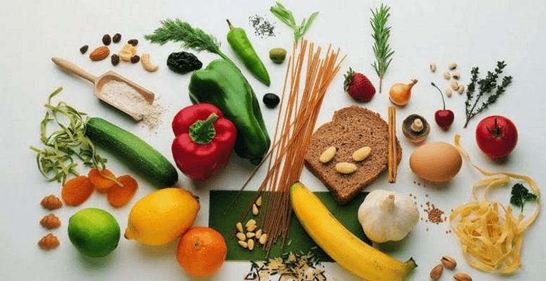 Kalın Bacak İnceltmek İçin Dengeli Beslenme