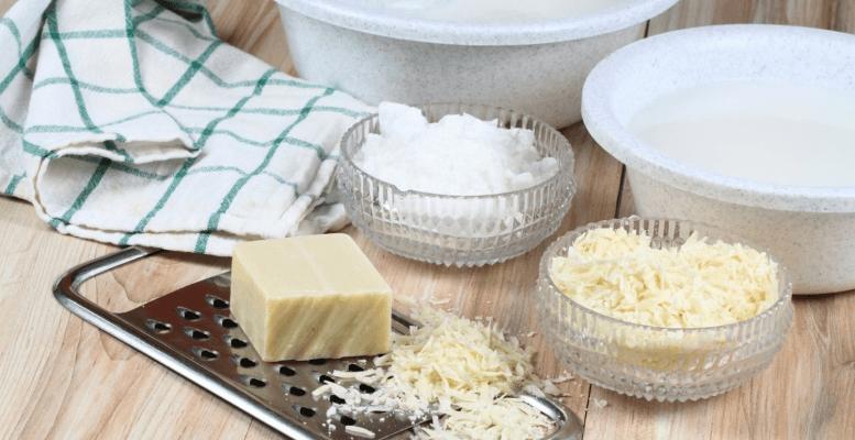 Evde Kolay ve Doğal Sabun Yapılır mı?