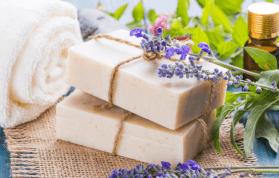 Adım Adım Evde Kolay ve Doğal Sabun Yapımı