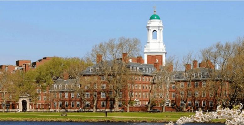 Harvard Üniversitesi Nerede?