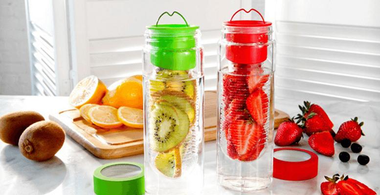 Meyve Aromalı Detoks Suyu