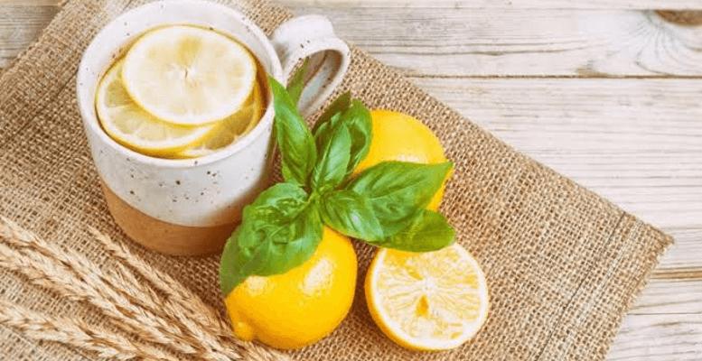 Limon ve Ballı Yaz Karışımı