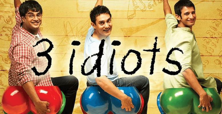 3 Idiots / 3 Aptal