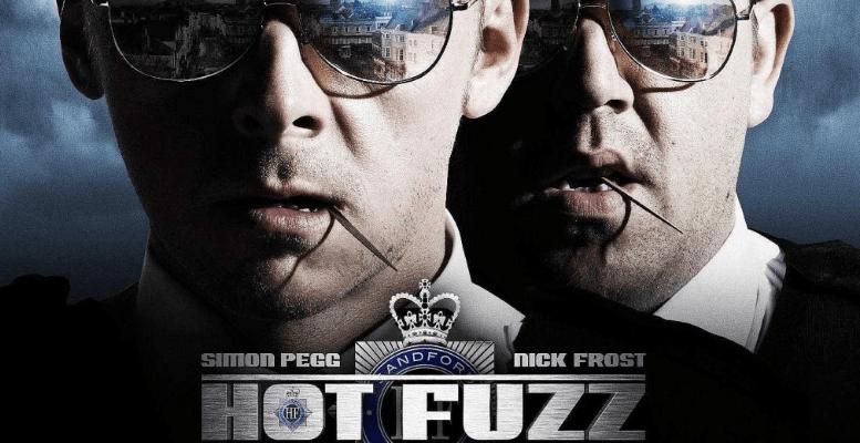 Hot Fuzz / Sıkı Aynasızlar