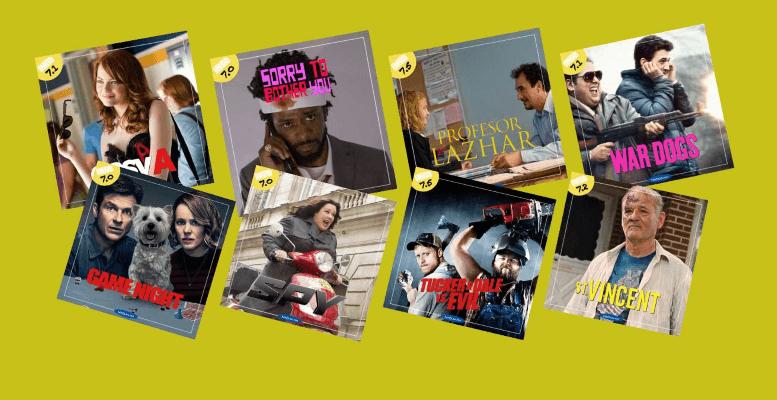 IMDb Puanı En Yüksek Olan 15 Komedi Filmi Hangileridir