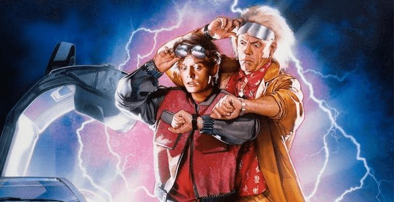 Back to the Future / Geleceğe Dönüş