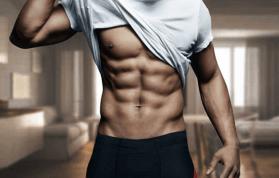 Dümdüz Bir Karın İçin Erkek Göbek Eritme Diyet Programı