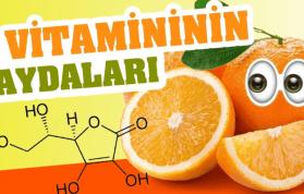 C Vitamini İhtiyacı Ne? C Vitamini Eksikliği ve İskorbüt