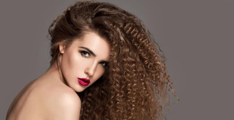 Permalı Saça Şekil Verme