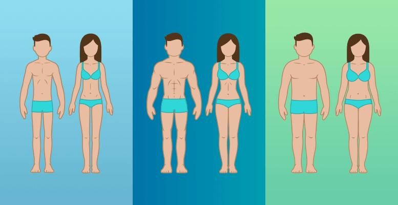 Vücut Tipi Kombinasyonu Nedir, Nasıl Olur?