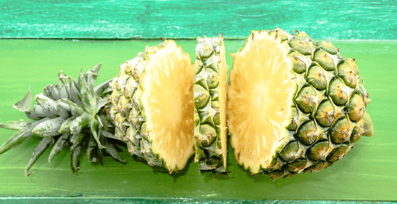 Ananas Diyette Yenir Mi?