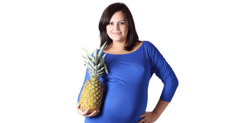 Hamilelikte Ananas Tüketmenin Zararı Var mı?
