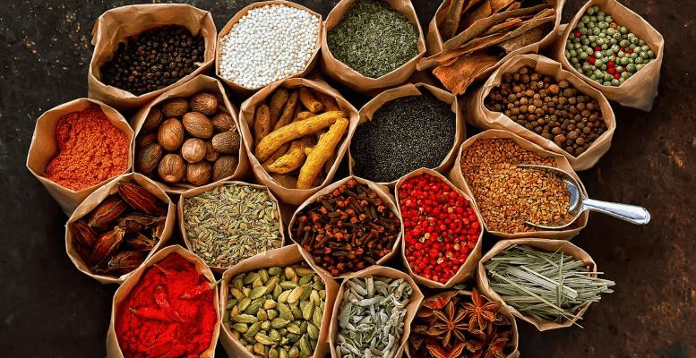 Otlar ve Baharatlar Kaç Kalori?